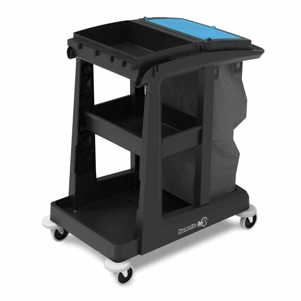 ECO-Matic EM1 Cleaning Trolley