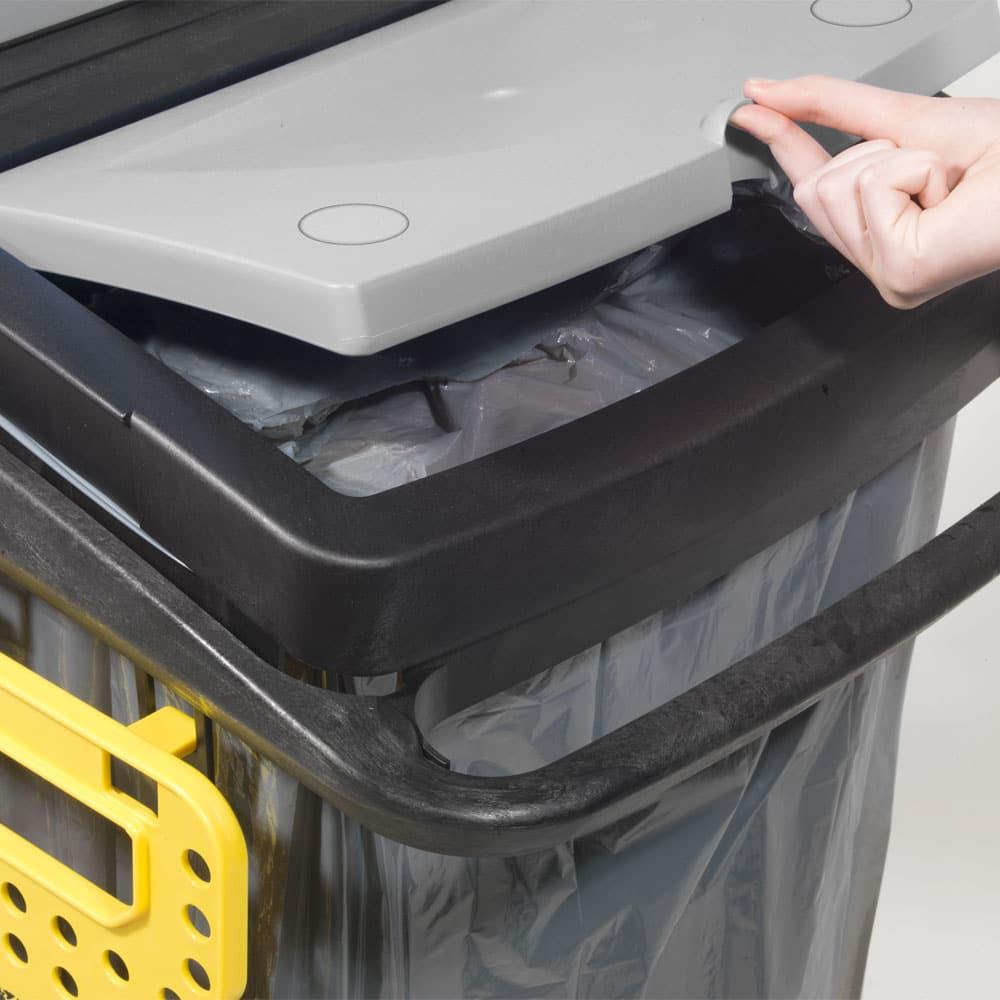 Em5 Waste Bin Feature