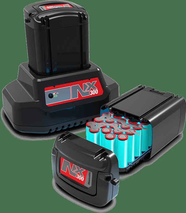 NUC244NX NX300 battery cutaway