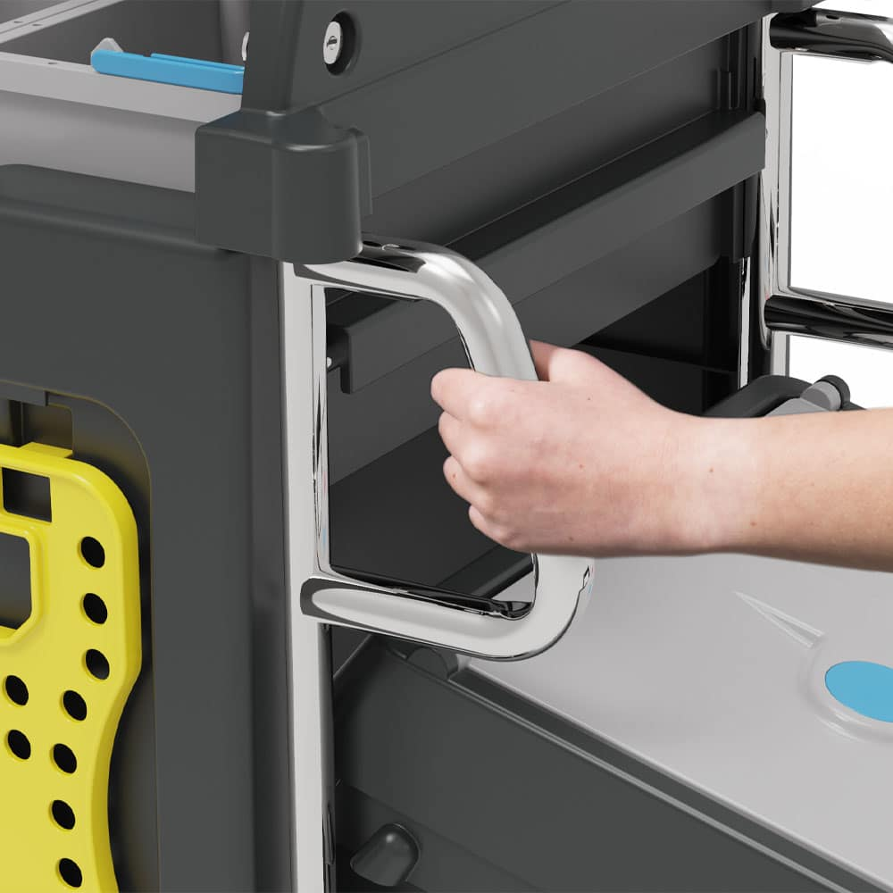 PM10 Steel Handle