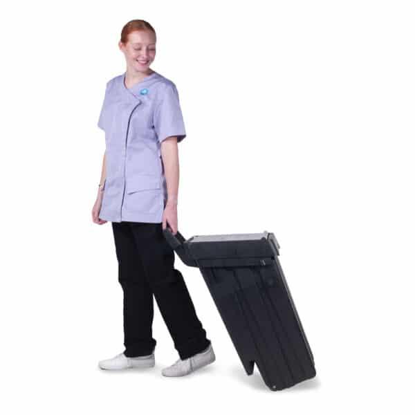 PM11 Walk with bin