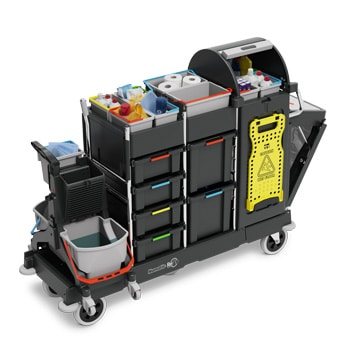 PRO-Matic Cleaning Trolley Range