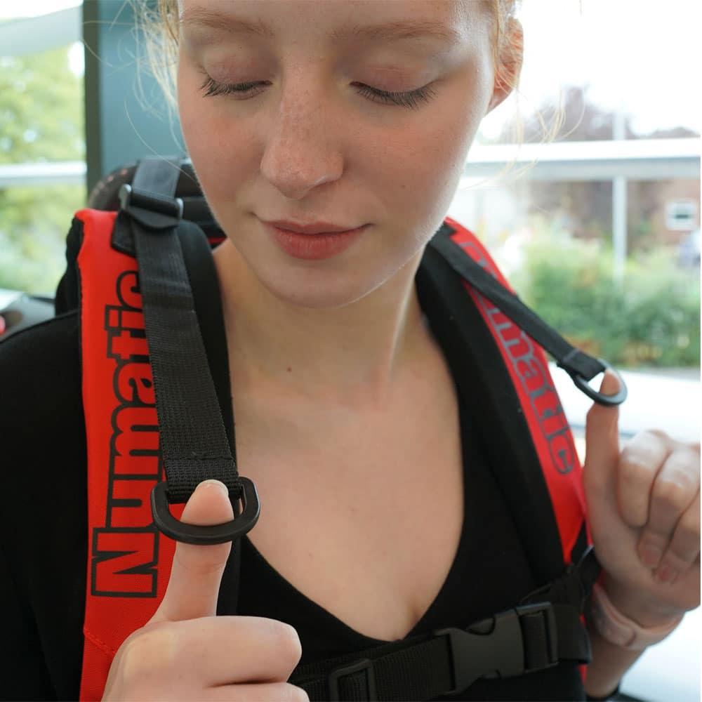RSB150NXH Harness Top Straps